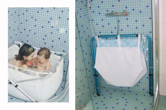 Baños Para Jardin Infantil: bañera al jardín y convertirla en una mini piscina para los peques